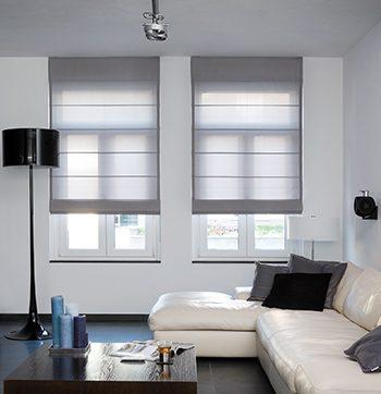 raamdecoratie-vouwgordijn